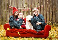 Family Photo Ideas for Your Christmas Card
