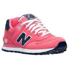 Women's New Balance 574 Casual Shoes - WL574POP POP   Finish Line
