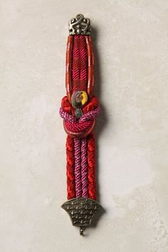$598 !!!  Gotta be kidding!  It's only cord done in a half hitch!!!