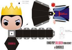 Funko Pop! Evil Queen Disney by Dansrules by dansrules on deviantART