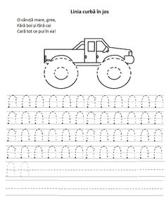 Tracing Worksheets, Preschool Worksheets, Educational Activities, Activities For Kids, Numbers Preschool, Alphabet Coloring Pages, Kids Storage, Kids Education, Kids Learning