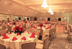 Holiday Party in the Grand Ballroom!