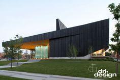Dri-Design Metal Panel Regent Park