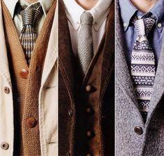 できる男のシャツとネクタイの3つのコーディネート術!(秋冬編)|男性シャツ&ネクタイ コレクション日記