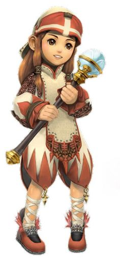 Final Fantasy Crystal Chronicles - White Mage
