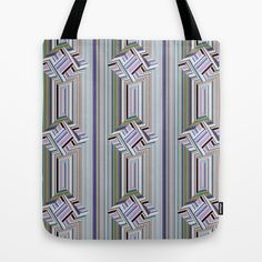 guides colored stripes Tote Bag