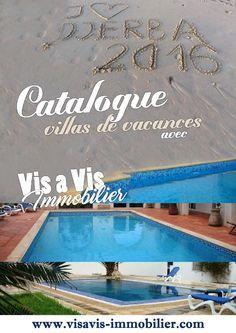 Catalogue vacances Djerba 2016 visavis immo - - Yahoo Image Search Results