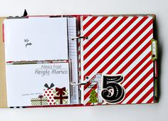 2015 December Daily | Simple Stories Claus & Co