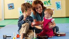 Gymboree Play And Music is the global leader in early childhood development programmes. It was established in 1976 ...