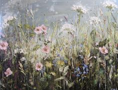 'Summers Bouquet' by Marie Mills