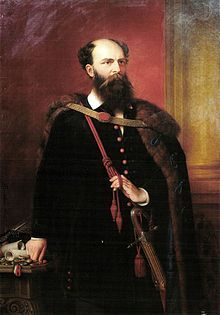 Lajos Battyany was the first Prime Minister of Hungary. Executed by order of a Military Court under pressure from Prince Felix of Schwarzenberg and the Austrian Empire. Hungary History, First Prime Minister, Prince Felix, Austrian Empire, Crop Circles, Celebrity Gallery, Her World, Budapest Hungary, Male Face
