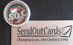 Send Out Cards Locket
