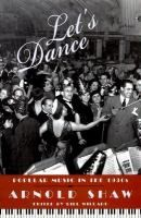 Let's dance : popular music in the 1930s