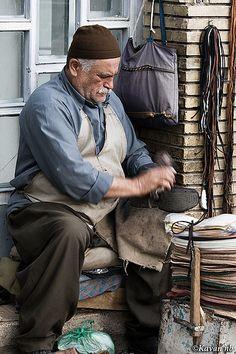 The shoemaker - Iran