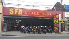 SFA Steak & Resto Menu Ikan Gindara Bakar Paling Dicari