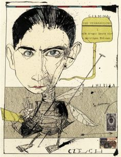A citizen of the new Czechoslovakia, Kafka considered himself a German writer.