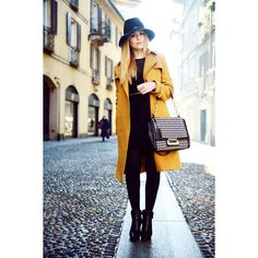 ZALANDO TREND ADVENT IN MILAN ❤ liked on Polyvore