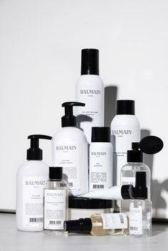 Balmain Hair Couture Collection!