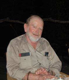 Passing of conservation icon, Anthony Hall-Martin - Africa Geographic Blog