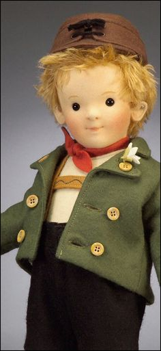 """Manufactured Hearty R John Wright Playtime Collection """"cole"""" And """"milly"""" High Quality Materials"""