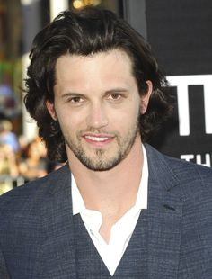Photo of Nathan Parsons - HBO True Blood Season 7 - Premiere - Picture Browse more than pictures of celebrity and movie on AceShowbiz. True Blood Series, Roswell New Mexico, Davina Claire, Awesome Beards, Hbo Series, Raining Men, Season 7, Bucky Barnes, Good Looking Men