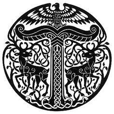 anglo saxon tattoo - Google Search