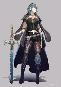 This ain't no jive, we made it to sexy topic five! (sexy fanart - Fire Emblem: Three Houses Message Board for Nintendo Switch - Page 2 - GameFAQs Fantasy Character Design, Character Design Inspiration, Character Concept, Character Art, Concept Art, Fire Emblem Characters, Fantasy Characters, Female Characters, Game Art