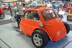 730 hp Isetta