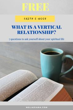 Get Inspired! Live a life closer to GOD🙌 Grab this exclusive Faith E-Book and 7 questions to ask yourself about your spiritual life... Find out what is a vertical relationship with GOD is all about from International & Best Selling Author, Certified Christian Counselor, Podcaster, and Relationship & Dating Coach; MELIA DIANA. God loves you, my friends! #verticalrelationship #ebookpdf #download #christianinspiration #faith Godly Relationship Advice, Relationships Love, Get Closer To God, Dating Coach, Soul Healing, Trials And Tribulations, Anxiety Help, Seeking God, Best Blogs