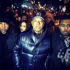 """Russell Simmons and Nas among the people """"Millions March NYC"""" protests Park Photos, Event Photos, Million March, Hands Up Dont Shoot, Russell Simmons, Music Flow, Michael Brown, Washington Square Park, Hip Hop News"""