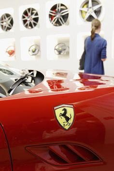 Usine Ferrari Tour