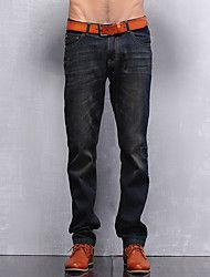 """Men's Casual Pure Jeans Pants ( Cotton ) – USD $ 29.99 from """"lightinthebox"""", utilize promotional codes and coupon codes for discounted price."""