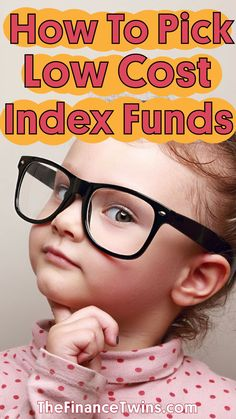 Do you know how to pick low cost index funds? If you keep your costs low and select diversified index funds investing is super simple. by glowupgal Read Saving For Retirement, Early Retirement, Retirement Planning, Financial Planning, Retirement Funny, Retirement Advice, Money Tips, Money Saving Tips, Thing 1