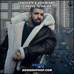 Excelente consejo de Drake para motivarse esta frase es una de las que apareció en las latas de Sprite que traían #FrasesHipHop junto con la de otros artistas como Rakim o The Notorious B.I.G.!