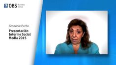Open OBS – Genoveva Purita:Social Media Report 2015