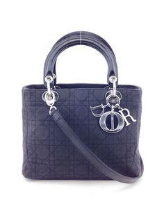 #ChristianDior #dior #black #quilted #nylon #tote #purse #bagoftheday #bagporn #fashion