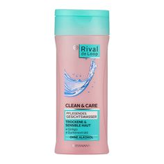Rival de Loop Clean & Care Pflegendes Gesichtswasser - ROSSMANN Online-Shop