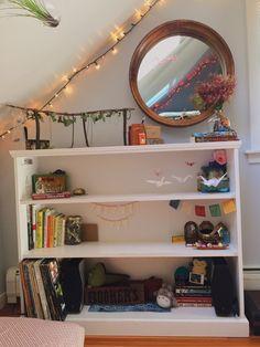 hello pumpkin! — here is my room! i feel like i'm living in a magic...