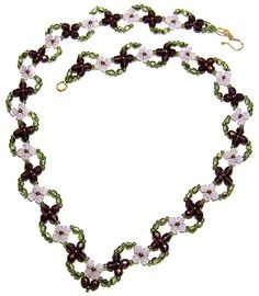 Beading resources, links, free and for sale bead weaving patterns.
