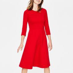 For the L.K.Bennett 'Cayla' Cardinal Red Dress Kate Middleton Dress, Kate And Meghan, Lk Bennett, Royal Dresses, Dresses For Less, Latest Fashion, Womens Fashion, Princess Kate, Duchess Of Cambridge