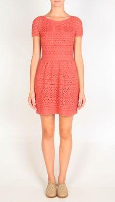 #tibi #dress #crochet