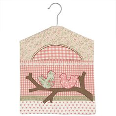 clothespin bags - Google Search Clothes Pegs, Clothes Line, Textile Patterns, Textiles, Clothespin Bag, Peg Bag, Little Birdie, Clean House, Pot Holders