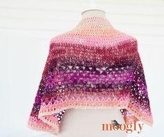How To Crochet Ruffle Rose Scarf Free Pattern Tutorial For Beginners : Meer dan 1000 afbeeldingen over Crochet op Pinterest ...