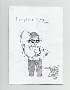 Telephone & Me by Mel Stringer