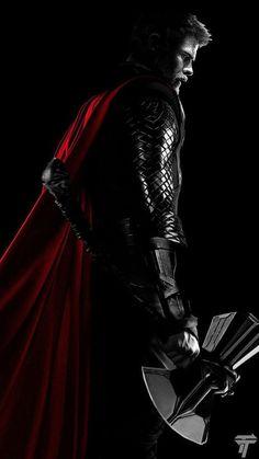 Thor Infinity War by on DeviantArt - Marvel Marvel Films, Marvel Art, Marvel Dc Comics, Marvel Characters, Marvel Heroes, Marvel Avengers, Asgard Marvel, The Mighty Thor, Avengers Wallpaper
