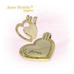 Amor Perfeito ® (medalhas)