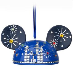 Crystal Castle Ear Hat Ornament - Item No. 7509002522690P, $18.85, Limited Edition of 3000