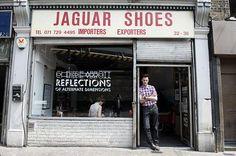 Jaguar cars tussles with Jaguar Shoes over east London bar's name - London - News - Evening Standard
