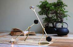 interesting candleholder design