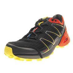 Oferta: 114.99€ Dto: -29%. Comprar Ofertas de Salomon L38314200, Zapatillas de Trail Running para Hombre, Negro (Black / Tomato Red / Corona Yellow), 46 EU barato. ¡Mira las ofertas!